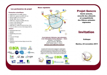 Affiche Colloque SANCRE