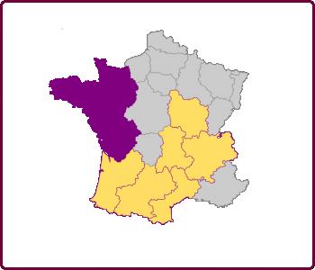 Les autres régions PSDR
